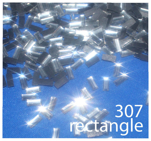 STRASS N°307 RECTANGLE