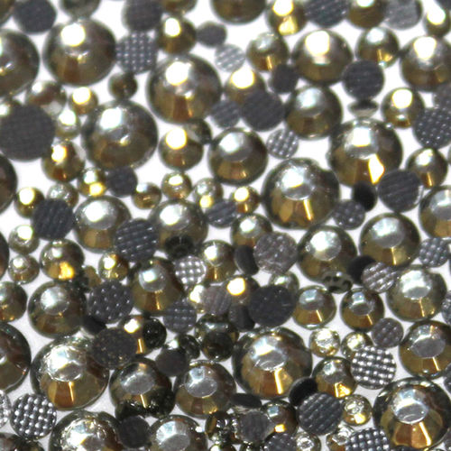 500 Strass s10 hotfix 2,9 mm couleur n°103 gris clair