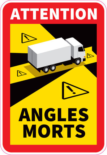 Angles Morts pour CAMION truck