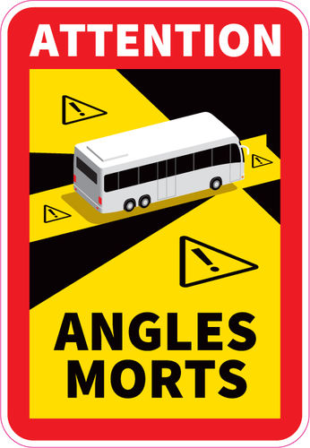 ANGLES MORTS BUS